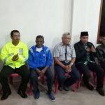 Para Anggota Bhabin Polsek Batu Polres Batu Berpatroli Pemilihan Ketua Desa Binaan