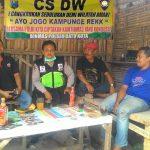 Anggota Polsek Batu Polres Batu Giatkan Patroli Tatap Muka Cangkrukan Seduluran Ciptakan Rasa Aman Dan Nyaman cipkon pasca pemilu