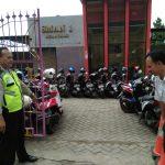 Anggota Sabhara Polsek Ngantang Polres Batu Patroli Pelayanan Prima