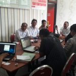 Polsek Jajaran Dan Sat Reskrim Polres batu Melaksanakan Asistensi Pengimputan data dalam Aplikasi ( E-Penyidikan )