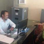 Giat Sambang, Anggota Polsek Bumiaji Polres Batu Giatkan Kunjungan Kemitraan Dengan Perangkat Desa Binaanya