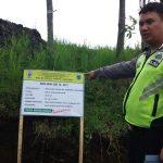 Polsek Bumiaji Polres Batu Juga Kunjung Kemitraan Dengan Kasi Desa