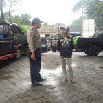 Anggota Polsek Junrejo Polres Batu Mengadakan Patroli Rutin Obyek Vital antisipasi kejadian kriminal