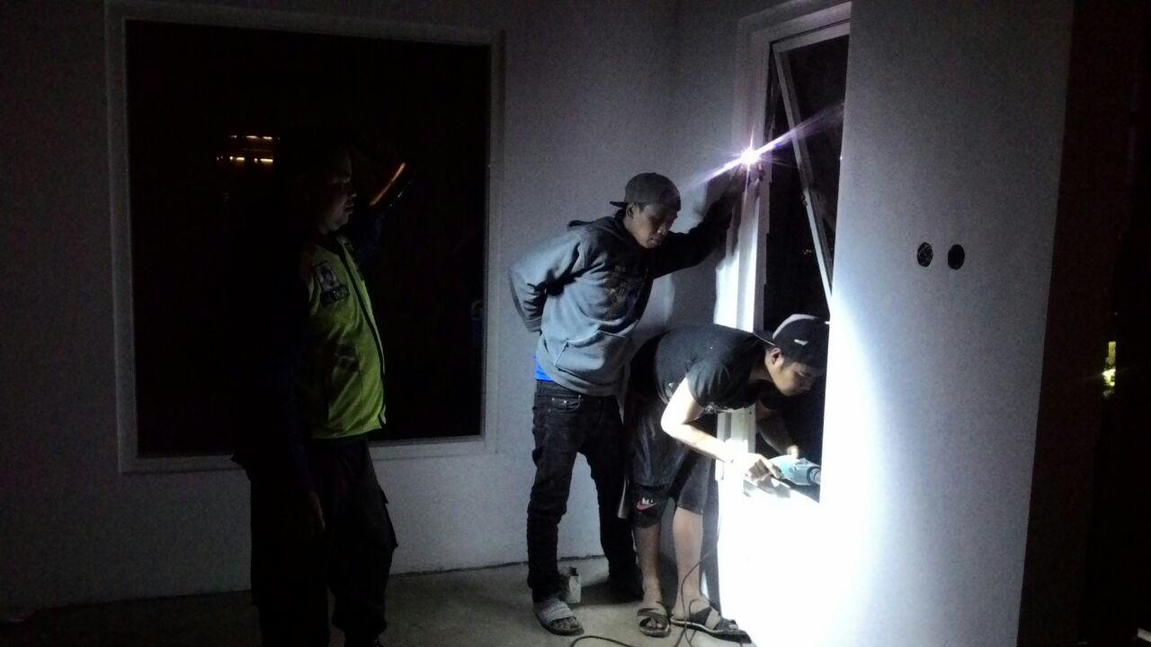 Polsek Bumiaji Polres Batu Melaksanakan Patroli Malam Hari Antisipasi 3 c