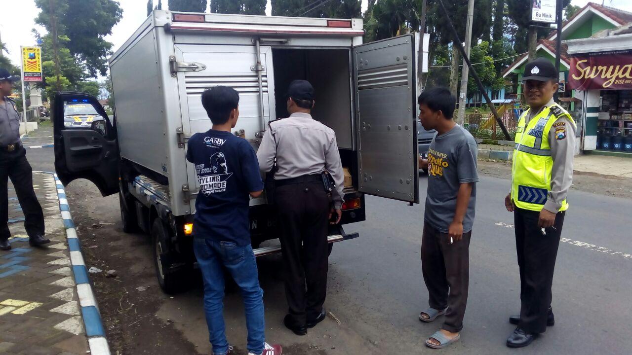 Polsek Pujon Polres Baru Giat Ops Imbangan Cipta Kondisi 2017