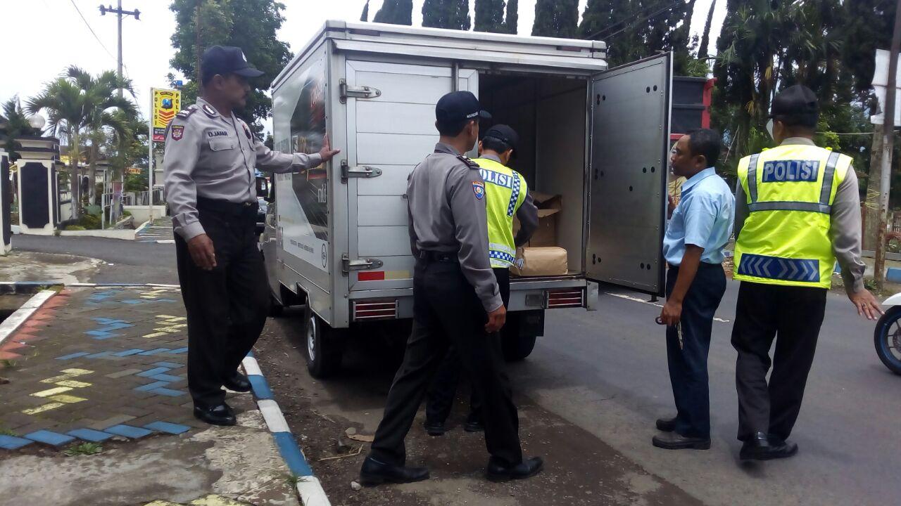 Polsek Pujon Polres Baru Kegiatan Operasi Imbangan Cipta Kondisi 2017