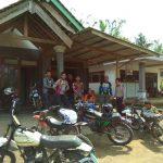 Bhabinkamtibmas Polres Batu dekat Dengan Komunitas pecinta alam Desa Pagersari
