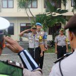 Polres Batu Tingkatkan Pengamanan dan Pelayanan Masyarakat di Pagi Hari