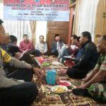 Kapolsek Pujon Polres Batu Dekati Warga Sampaikan Pesan Kamtibmas Ciptakan Situasi Kondusif