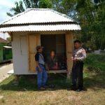 Bhabinkamtibmas Polsek Junrejo Polres Batu Laksanakan Sambang ke Pemukiman Padat Penduduk Sampaikan Pesan Kamtibmas