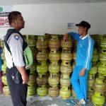 Polsek Batu Kota Polres Batu Melaksanakan Giat Sambang Ke Penyalur LPG 3 KG Jalan Diponegoro