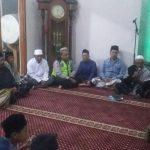 ANGGOTA POLSEK BATU POLRES BATU BHABINKAMTIBMAS SIDOMULYO HADIRI GIAT MASYARAKAT