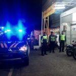 Anggota Unit Patroli Polsek Bumiaji Polres Batu Laksanakan Giat Patroli Malam Hari Antisipasi 3C