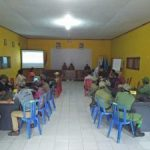 Giat Sambang Binluh Warga, Bhabinkamtibmas Wiyurejo Polsek Pujon Polres Batu bersama PMI Kabupaten Malang