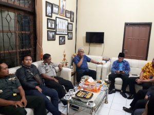 Anggota Reskrim Polres Batu Memberikan Narasumber tata Kelola Keuangan Dana Desa