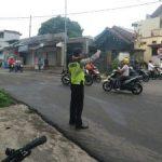 Polsek Junrejo Polres Batu Lakukan Giat Rutin Poros Pagi Guna Berikan Pelayanan Prima Kepolisian