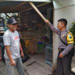 Polres Batu Door To Door System Pada Peternak Burung Kicau Anggota Bhabinkamtibmas Pendem Polsek Junrejo Polres Batu