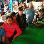 DDS dan Tatap Muka Bhabinkamtibmas Polsek Batu Kota Polres Batu Bersama Dengan Paguyuban Pedagang Batu