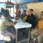 Untuk Serap Saran Masyarakat, Anggota Binmas Polsek Batu Kota Polres Batu Giatkan Tatap Muka Dengan Warga