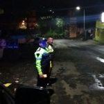 Unit Patroli Polsek Bumiaji Polres Batu Giatkan Patroli Kemitraan Situasi Kamtibmas Ciptakan Situasi Aman dan Kondusif