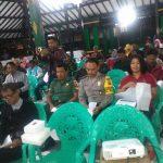 Anggota Bhabinkamtibmas Polsek Batu Polres Batu Hadir Dalam Acara Sosialisai Kadarkum dan Sampaikan Pesan Kamtibmas