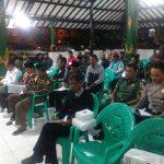 Bhabinkamtibmas Polsek Batu Kota Polres Batu Ikut Serta Sosialisasi Keluarga Sadar Hukum