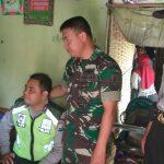 Anggota Bhabin Polsek Bumiaji Polres Batu Silaturrahmi Dan Sambang Ke Rumah Warga Yang Kurang Mampu Dan Bayi Yang Menderita Hydrosepalus