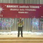 Bhabinkamtibmas Kelurahan Songgokerto Polsek Batu Kota Polres Batu Lakukan Pengamanan Natal Juga Sampaikan Kamtibmas