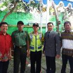 Polsek Junrejo Polres Batu Melaksanakan Pengamanan Perayaan Natal di Gereja Anugrah Jeding
