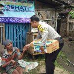 Polres Batu Buat Progam Yang Bernama Sehati Atau Sebagian Harta Untuk Kepedulian Terhadap Masyarakat Kurang Mampu