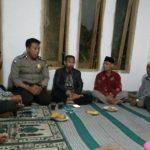 Anggota Bhabinkamtibmas Kelurahan Sisir Polsek Batu Kota Polres Batu Laksanakan Silaturahmi Kamtibmas Bersama Masyarakat Desa