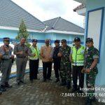 Giat tiga pilar Anggota Bhabinkamtibmas Polsek Ngantang Polres Batu Bersama Bhabinsa Dan Satuan Pamong Praja dalam mengamankan wilayahnya.