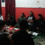 Polsek Junrejo Polres Batu Pertemuan Bersama Anggota Linmas Desa Torongrejo Untuk Menjaga Keamanan