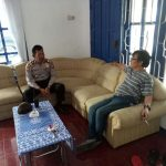 Kapolsek Batu Kota Polres Batu Kunjung Silaturahmi Dengan Tokoh dan Kantor Partai Politik Wilayah Hukum Polres Batu