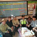 Sambang Dan Silaturahmi Kamtibmas Oleh Kanit Binmas Beserta Anggota Polsek Bumiaji Polres Batu