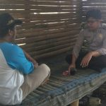 BHABIN DESA PESANGGRAHAN POLSEK BATU POLRES BATU SAMBANG SINERGITAS MENJAGA KENYAMAN