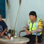 Jaga dan Bangun Rasa Harkamtibmas di Wilayahnya, POLSEK BATU KOTA POLRES BATU SAMBANG KEPADA TOKOH BUDAYA