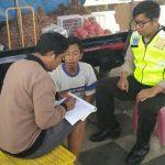 Langkah Preemtif dan Preventif Polri  Bersama Masyarakat, BHABIN DESA PESANGGRAHAN POLSEK BATU KOTA POLRES BATU KUNJUNG WARGA