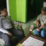 Anggota Bhabin Polsek Batu Kota Polres Batu Melaksanakan Sambang Menjalin Kedekatan Dengan Tokoh Pemuda
