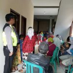 Giat Patroli Sambang, BHABINKAMTIBMAS DESA PANDESARI PUJON POLRES BATU MENGIKUTI RAT KOP SAE