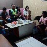 Anggota Polsek Batu Polres Batu Melaksanakan Binaan Penyuluhan Tentang Narkotika Dan Obat Obatan