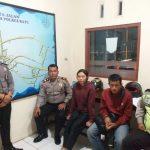 Meningkatkan Harkamtibmas, Kasatsabhara Polres Batu Meningkatkan Patroli