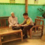 Giat Polres Batu Bhabinkamtibmas Polsek Junrejo Silaturahmi ke Tempat Toga