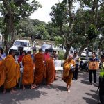 Bhabinkamtibmas Desa Mojorejo Polsek Junrejo Polres Batu Sambang Tempat Ibadah Vihara