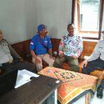 BHABINKAMTIBMAS POLSEK NGANTANG POLRES BATU MELAKSANAKAN SAMBANG TOKOH MASYARAKAT