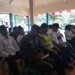 Polsek Kasembon Polres Batu Mengikuti Kunjungan Kerja Anggota DPRD Kab Malang