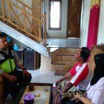 Upayakan dan Bangun Preventif di Wilayah, Polsek Batu Polres Batu Menjalin PDKT Dengan Masyarakat