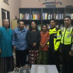 Polsek Junrejo Polres Batu Melaksanakan Problem Sloving di Keluarahan Binaan