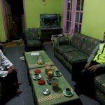 Anggota Bhabin Polsek Pujon Polres Batu Melaksanakan Silaturahmi Tokoh Agama Desa Madiredo