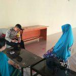 Bhabinkamtibmas Pendem Polsek Junrejo Polres Batu Laksanakan Sambang Warganya Yang Anaknya Pergi Dari rumah